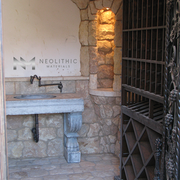 Antique Roman Cobblestone 5
