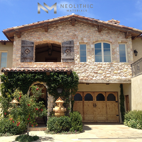 Antique Tuscan Wall Cladding 1