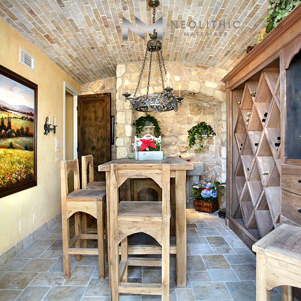Antique Tuscan Wall Cladding 4