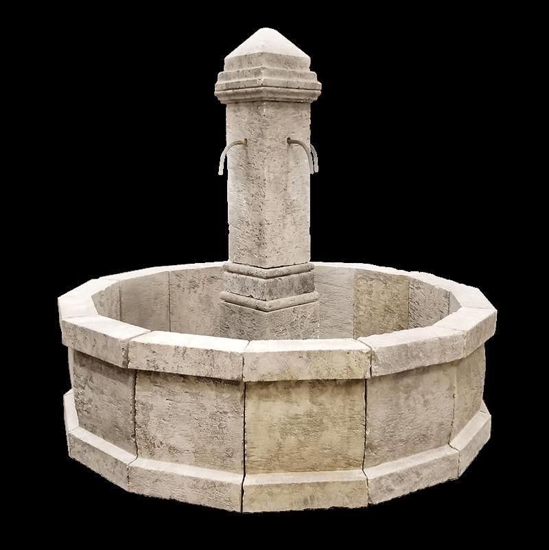Reclaimed Fountain 183