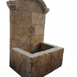 Newly Carved Fountain BR 212