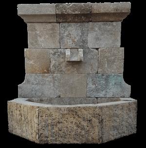 Reclaimed Fountain 216