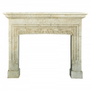 Newly Carved Fireplace 1015