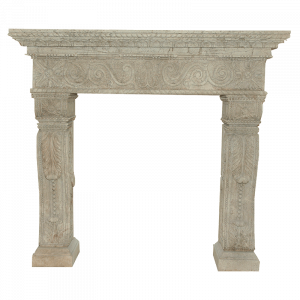 Newly Carved Fireplaces 234