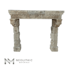 Reclaimed Fireplace Mantel CH 251