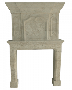 Newly Carved Fireplaces 354