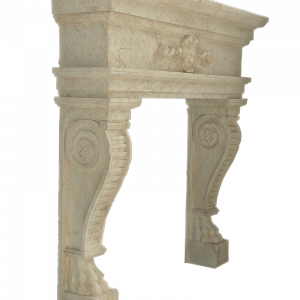 Newly Carved Fireplaces 356