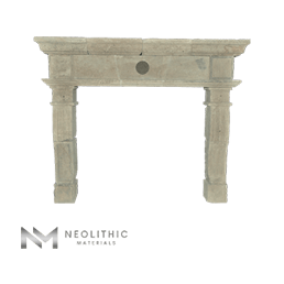Reclaimed Fireplace Mantel CH 455