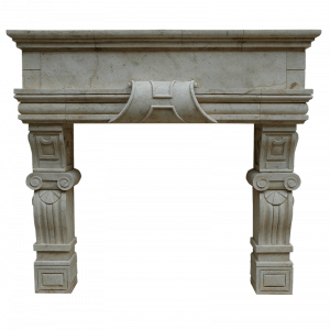 Newly Carved Fireplaces 08