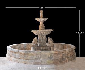 Reclaimed Fountain 120