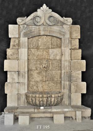 Reclaimed Fountain 195