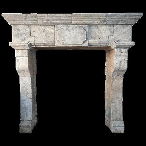 Newly Carved Fireplace 401