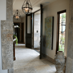 High Quality Maltese Limestone Blocks used in flooring and walling of a classic house with an amazing interior design