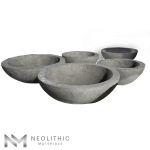 Product Image of 5 Stone Trough Sinks one of the products of Neolithic Materials