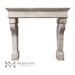 Reclaimed Fireplace Mantel FP 132