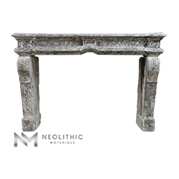 Reclaimed Fireplace Mantel FP 133