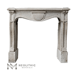Reclaimed Fireplace Mantel FP 134