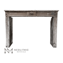 Reclaimed Fireplace Mantel FP 137