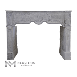 Reclaimed Fireplace Mantel FP 138