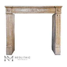 Reclaimed Fireplace Mantel FP 144