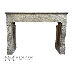 Reclaimed Fireplace Mantel FP 146