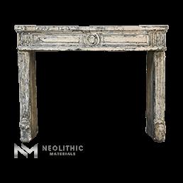 Reclaimed Fireplace Mantel FP 147