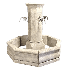 Neolithic Materials - Fountains